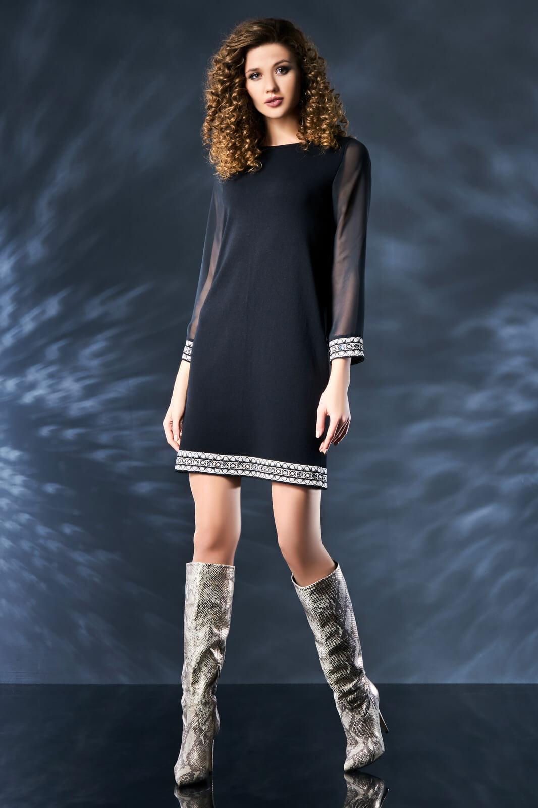 платье женское С2677BG