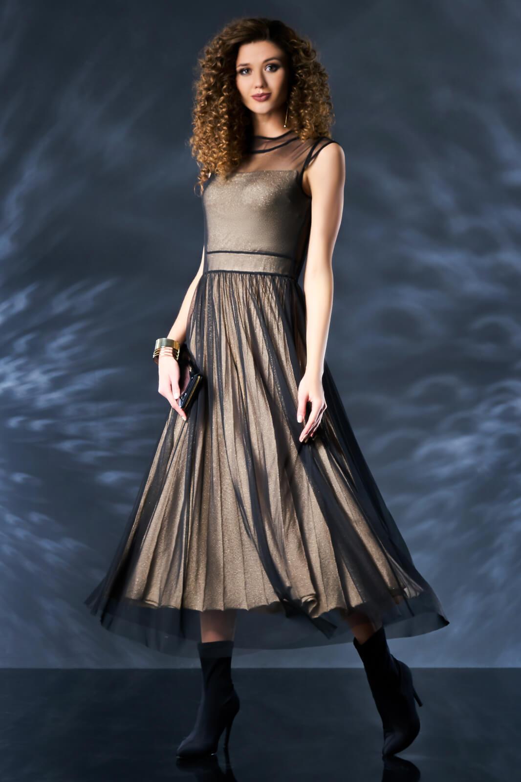 платье женское С2678BG