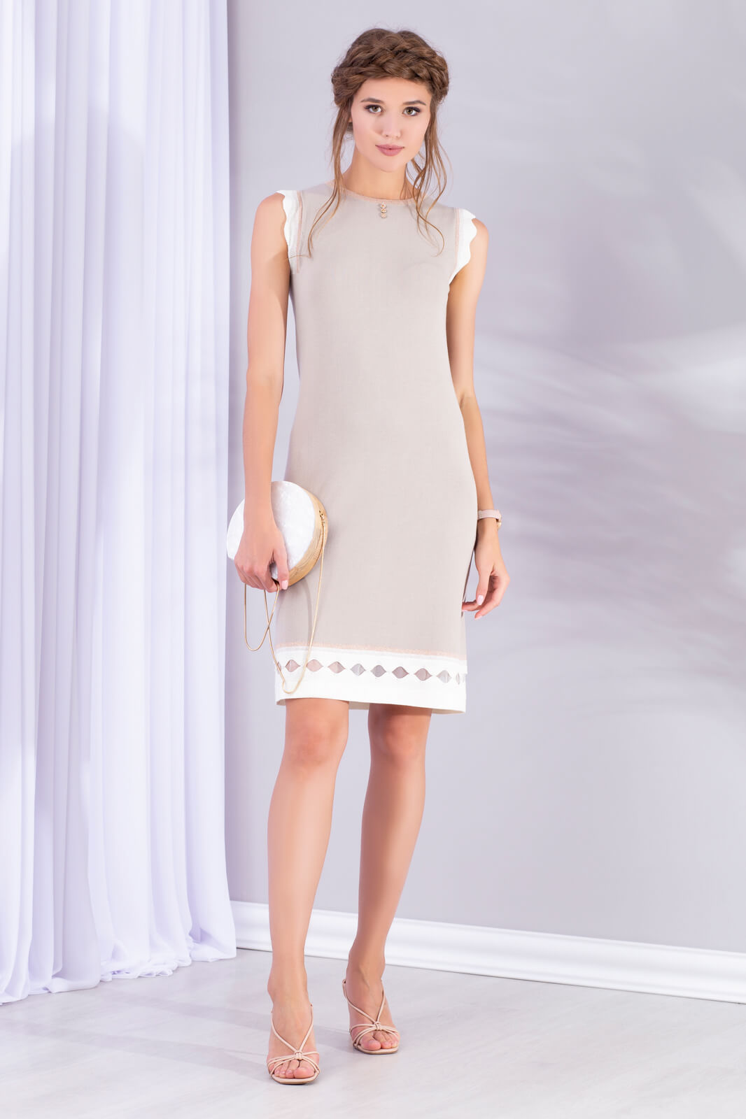 платье женское С2727BG